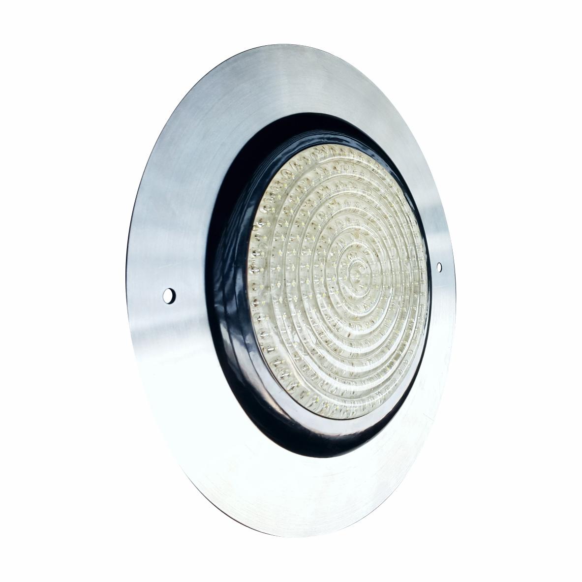 Picture of چراغ روکار استخری فوق باریک استیل 10 وات برند LEDMAN